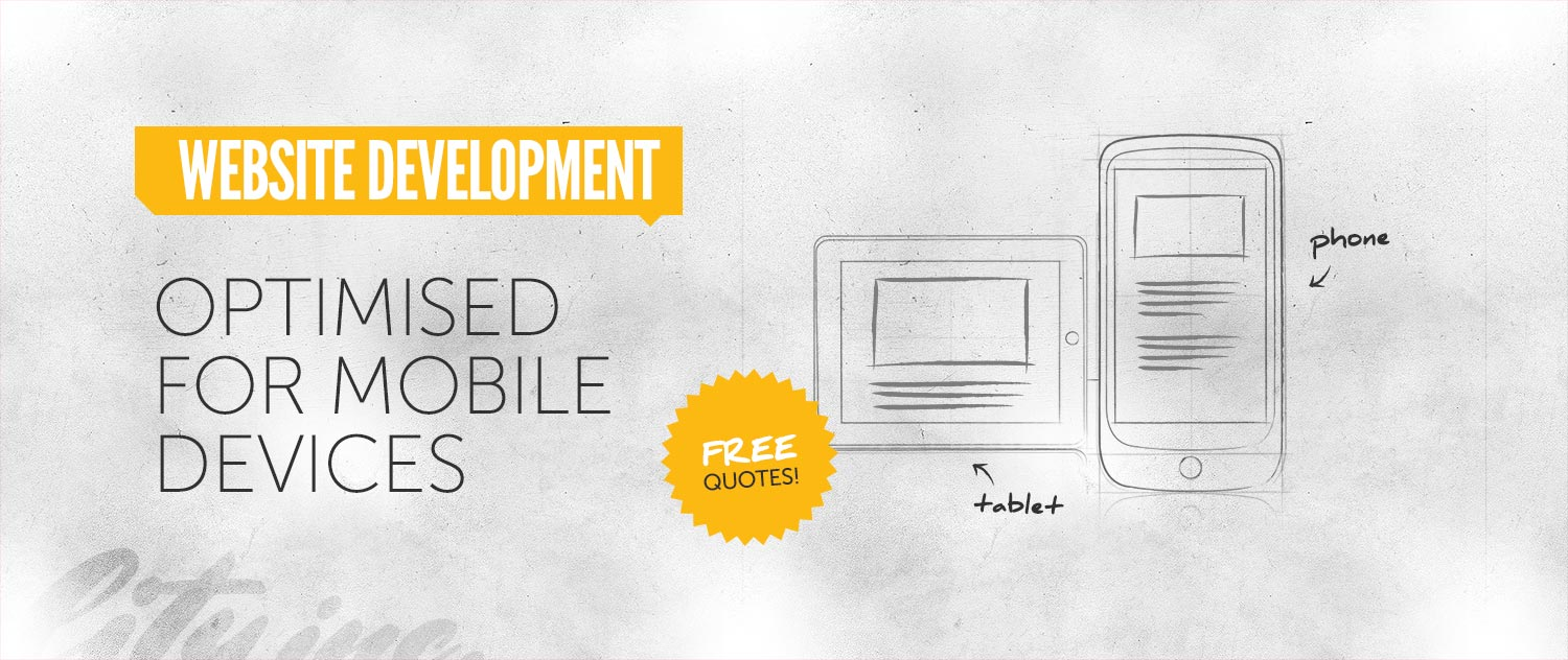 website development mobile optimisation