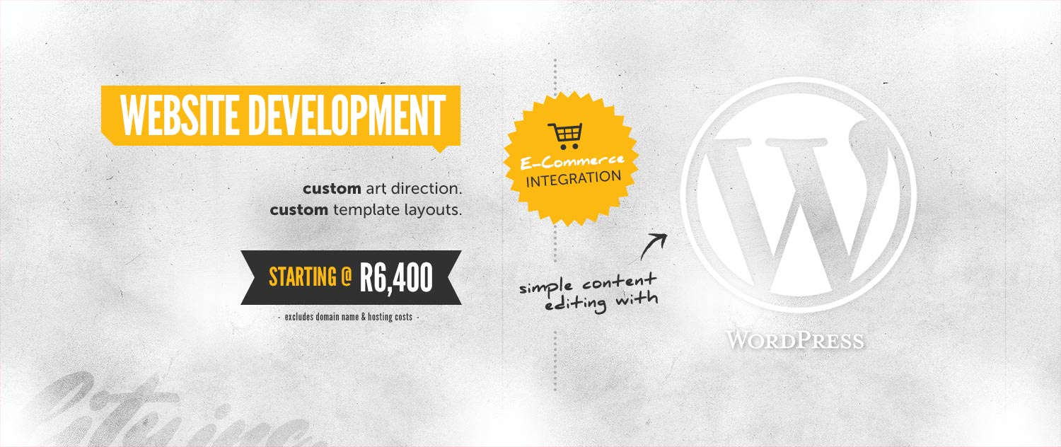 website development wordpress