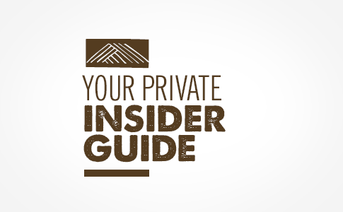 Your Private Insider Guide logo