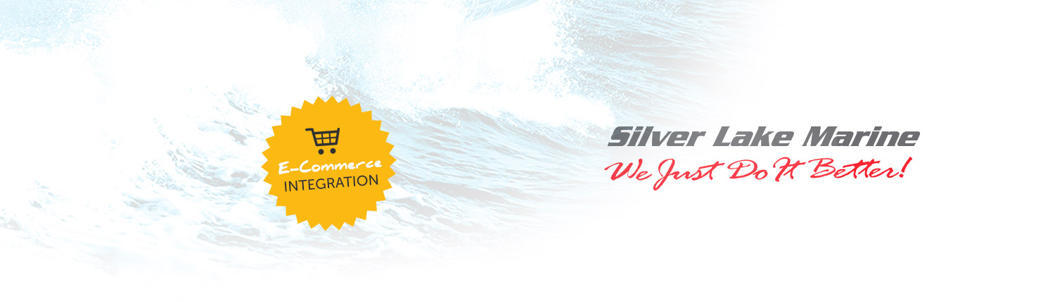 Silver Lake Marine web design & development