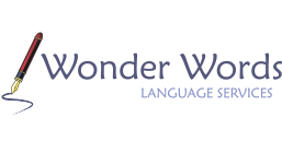 Wonder Words logo